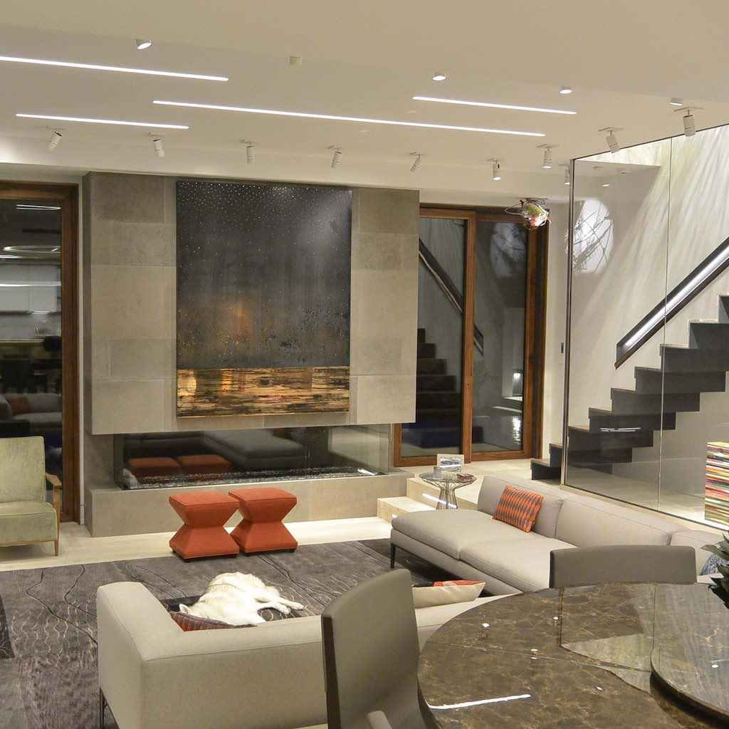 Residential Hefferan Partnership Lighting Design