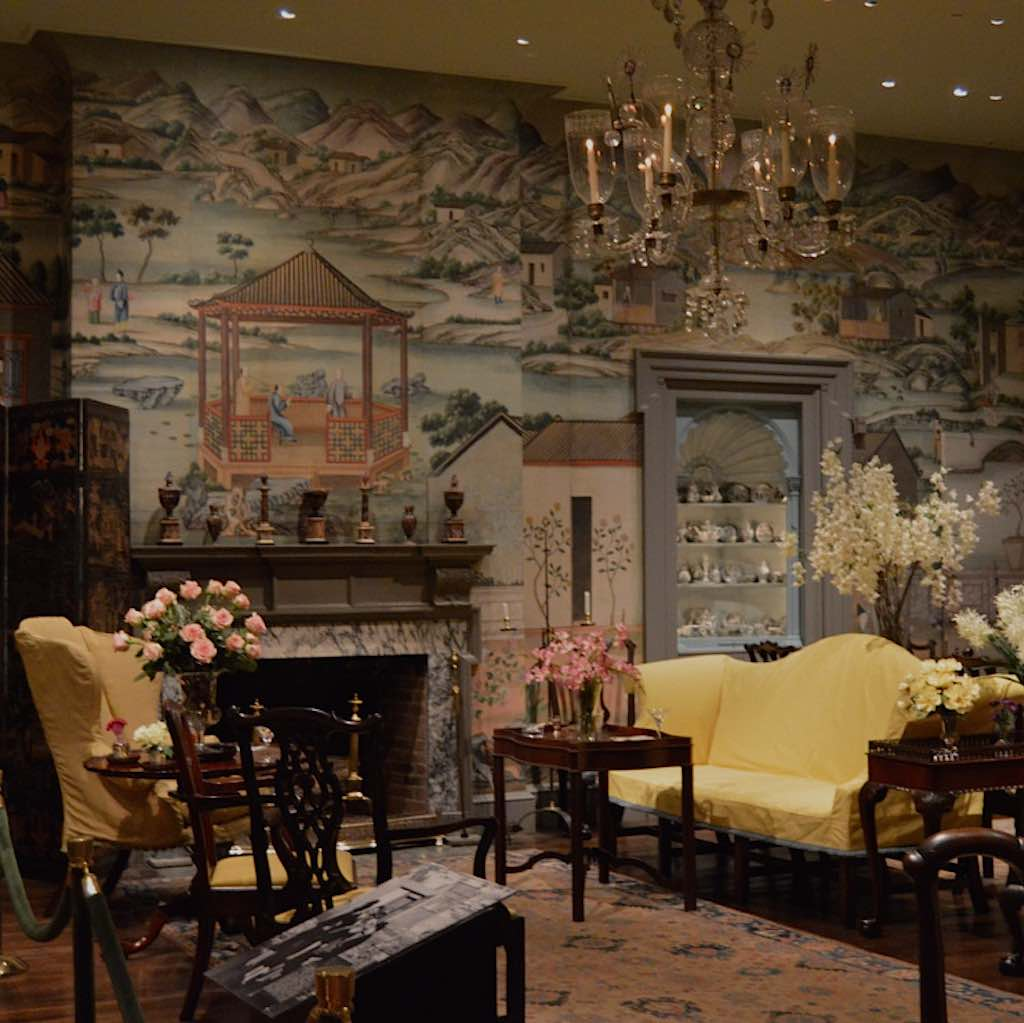 Wintethur Museum Chinese Parlor