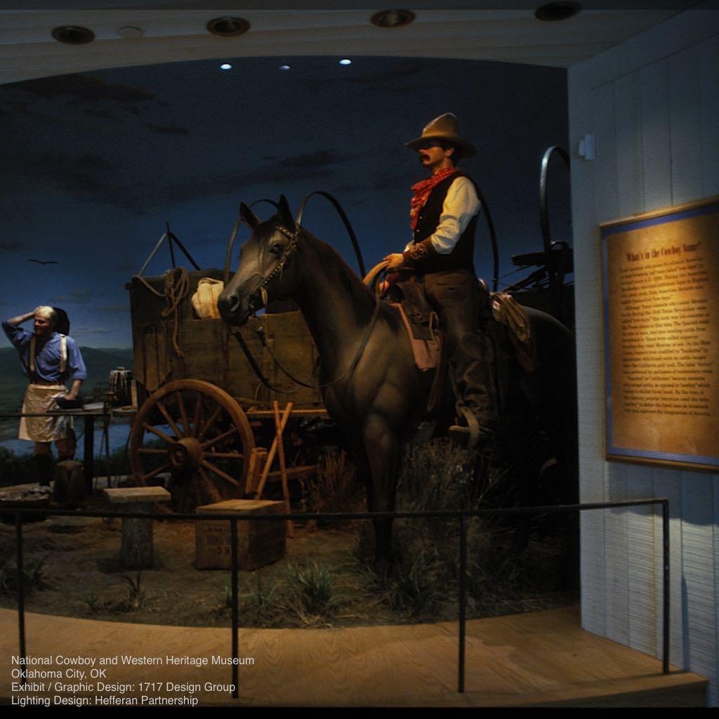 Chuck Wagon Diorama