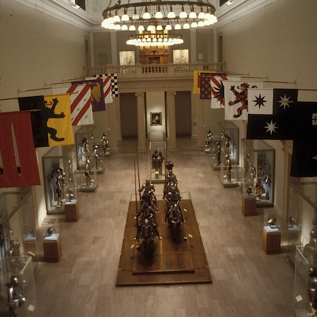 Metropolitan Museum of Art Arms & Armor Hall