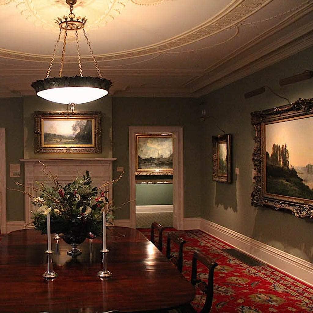 Taft Museum Dining Room