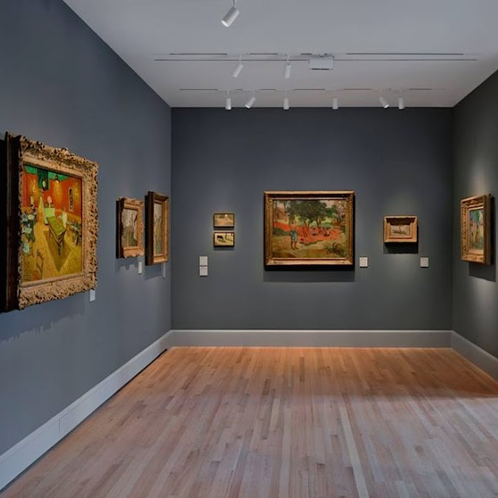 Yale University Art Gallery Impressionist Paintings